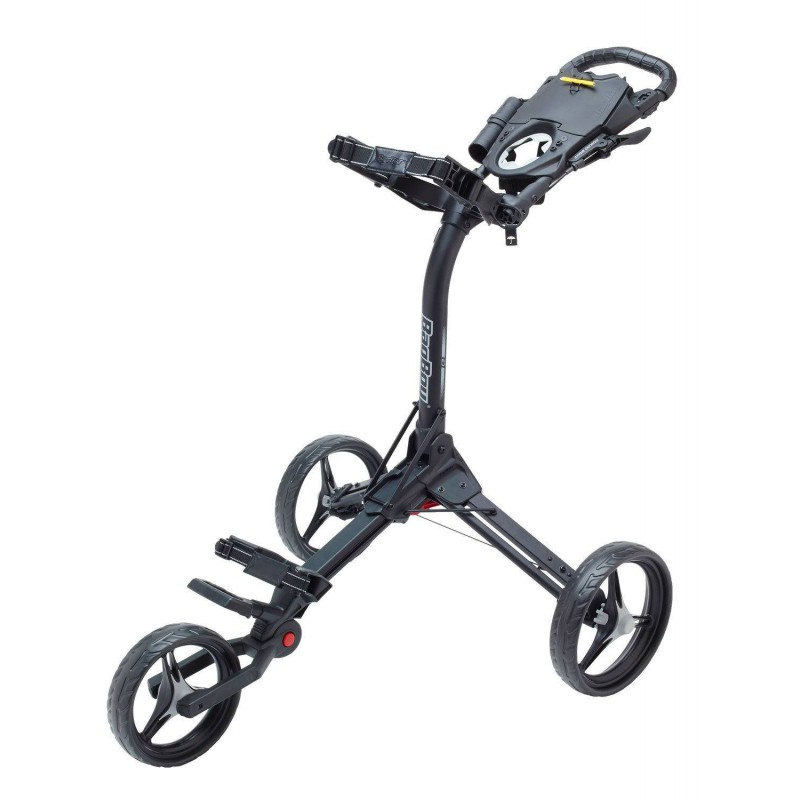 BagBoy Compact 3 golftrolley (zwart) BB-C3-B BagBoy Golf Golftrolleys