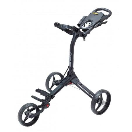 BagBoy Compact 3 golftrolley (zwart)