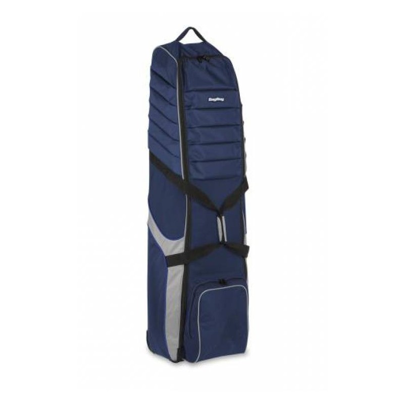BagBoy T-750 golf reistas (marineblauw-zilver) BB-T750-NSR BagBoy Golf Travelcovers