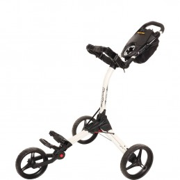 BagBoy Compact 3 golftrolley (wit) BB-C3-WB BagBoy Golf Golftrolleys