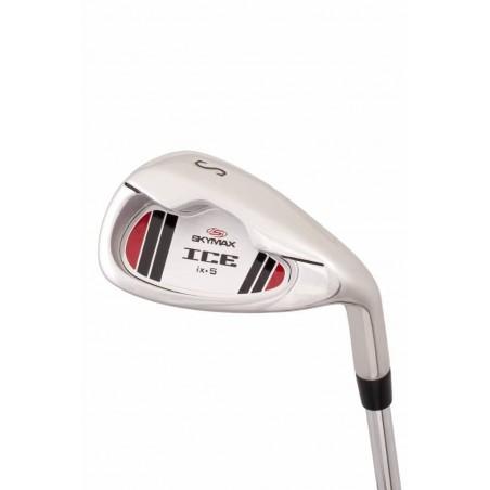 SkyMax IX-5 ICE golf rechtshandig ijzer PW heren (graphite shaft)