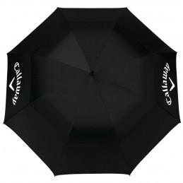 Callaway double canopy golfparaplu 64 inch (zwart) 5918001 Callaway Golf Regen artikelen