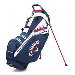 Callaway Hyper Dry 14 golf standbag (marineblauw/wit) 5120174 Callaway Golf Golftassen