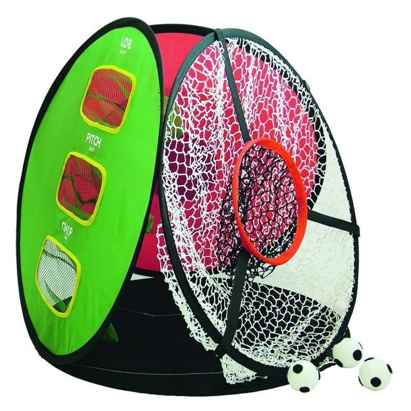 Longridge 4 in 1 chipping net PACN4 Longridge Golf oefenmateriaal