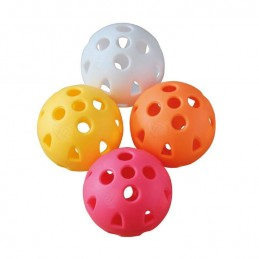 Masters Airflow XP Practice balls golf oefenballen (geel) ZDGB0022 Masters Golfballen