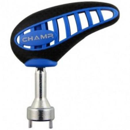 Champ Spikewrench ProPlus golf spikes sleutel 1863 Champ Golfspikes Golfaccessoires