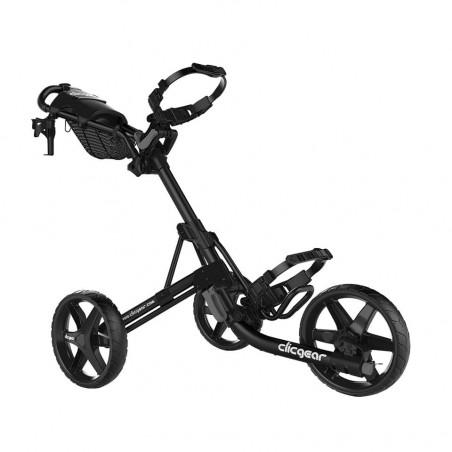Clicgear 4.0 golftrolley - golfkar (zwart)