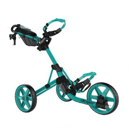 Clicgear 4.0 golftrolley - golfkar (turquoise)