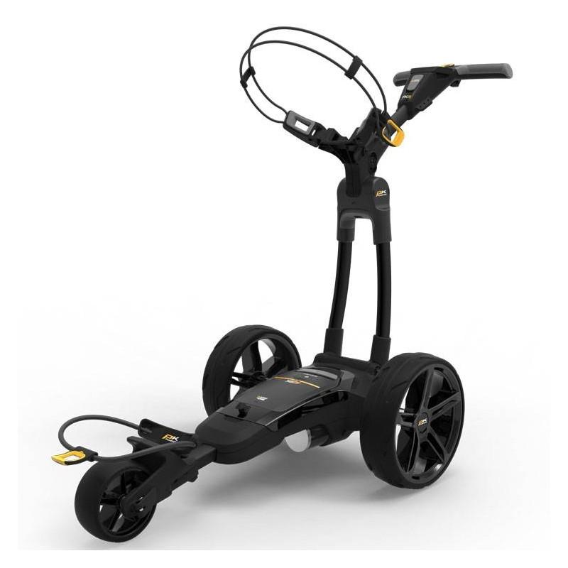 Powakaddy FX3 electrische golftrolley 36 hole lithium (zwart) 02300-02-002-01 Powakaddy Elektrische trolley