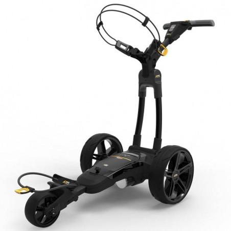 Powakaddy FX3 electrische golftrolley 36 hole lithium (zwart)
