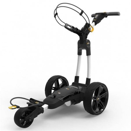 Powakaddy FX3 electrische golftrolley 18 hole lithium (wit)
