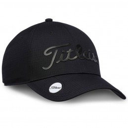 Titleist Performance Ball Marker Cap (zwart) TH9APBMEA-00 Titleist Golf Golfkleding