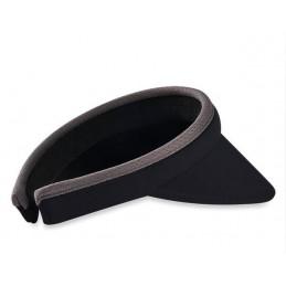 Callaway dames clip golf visor - zonneklep (zwart/grijs) 5220182 Callaway Golf Golfkleding