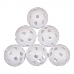 Masters Airflow XP Practice balls golf oefenballen (wit) ZDGB0020 Masters Golfballen