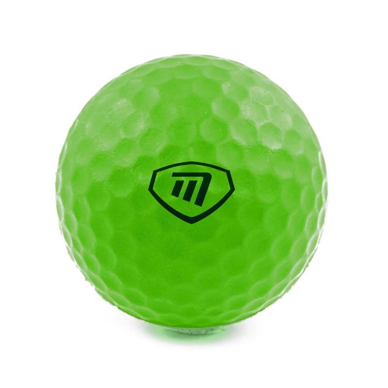 Masters LiteFlite Oefenballen 6 stuks (groen) ZDGB0006 Masters Golf oefenmateriaal
