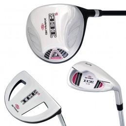 Skymax IX-5 halve heren golfset met stalen shaft IX-5 MHS-STEEL SkyMax Golf Golfsets