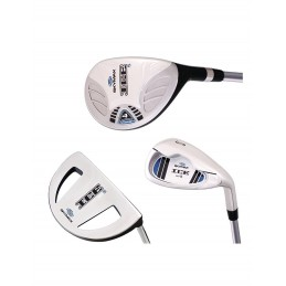 Skymax IX-5 halve dames golfset met graphite shaft IX-5 LHS-GRAPHITE SkyMax Golf Golfsets