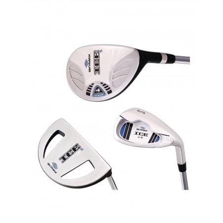 Skymax IX-5 halve dames golfset met graphite shaft