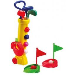 Silverline plastic golfset voor kinderen (mini) 187004 Silverline Golf Golfcadeaus