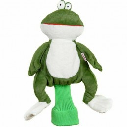 Daphne's Headcover Frog FROG W/LEGS Daphne's Headcovers Golfcadeaus