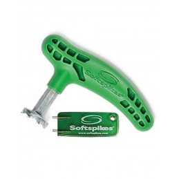 Softspikes Cleat Ripper-golf spikesleutel kit DCR010 Softspikes Golfschoenen