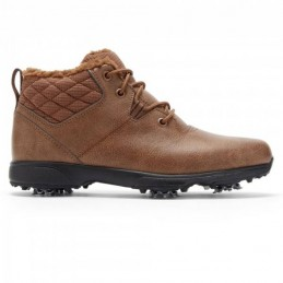 FootJoy dames winter golflaars - golf boot (bruin) 98823 Footjoy Golfschoenen