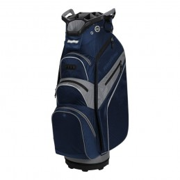 BagBoy Lite-Rider Pro golf cartbag met Top-Lock (marineblauw-grijs) BB-LRP-NGS BagBoy Golf Golftassen