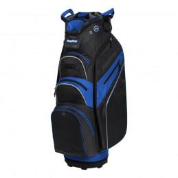 BagBoy Lite-Rider Pro golf cartbag met Top-Lock (zwart-blauw) BB-LRP-BB BagBoy Golf Golftassen