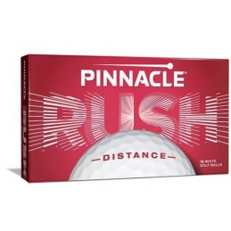 Pinnacle Rush golfballen 15 stuks (wit) P4034S-15PBIL Pinnacle Golfballen