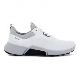 ECCO Biom Hybrid 4 Gore-Tex heren golfschoen (white-dritton) 108204-57876 ECCO golf Golfschoenen